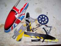 Crash d'hélicoptères