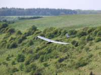 Vol de pente à Colembert - 02 mai 2009